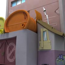 Environment Textures for Cartoon