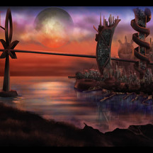 Concept City: Night