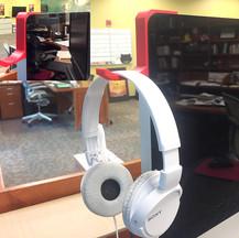 Headphones Monitor Hanger / Mount
