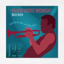 Fan Art: Vinyl Record Sleeve