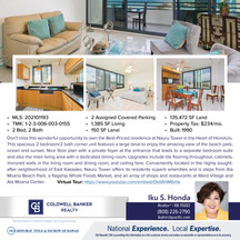 Real Estate Property Fact Sheet