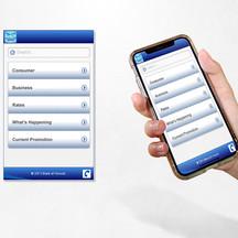 Mobile Event App UI/UX design