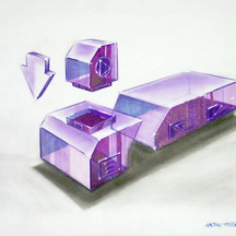 Product Design Drawing