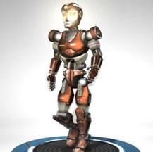 Droid Turntable   Robot Design
