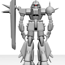 ZAKU Model