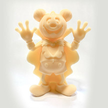 Pumpkin Mickey 3D Resin Print