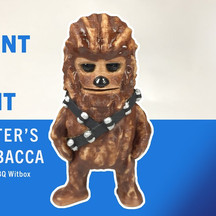 Printing and Painting Wekster's Chewbacca