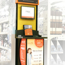 Product Kiosk Booth