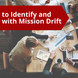 How to Identify and Deal with Mission Drift