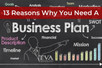 13 Reasons Why You Need A Business Plan