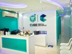 CUBE Clinic Inside