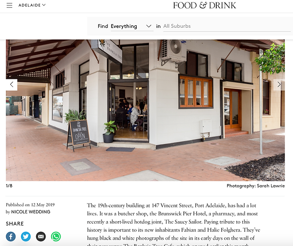 broadsheet best cafe sustainable ethical