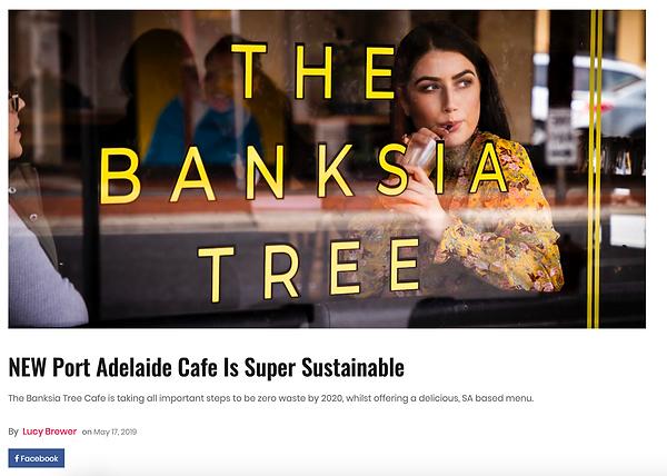 Glam Adelaide best cafe sustainable eat