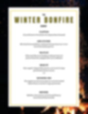 winter bonfire dinner port adelaide bank