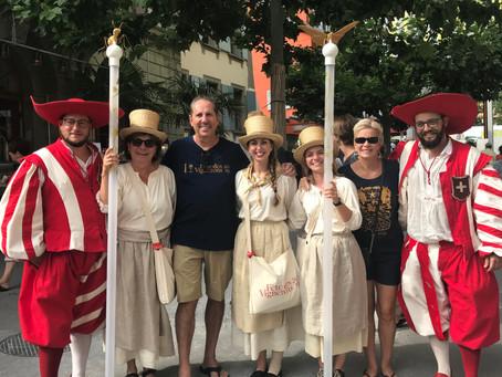 Fête des Vignerons, a UNESCO Recognized Cultural Event Taking Place in Vevey, Switzerland