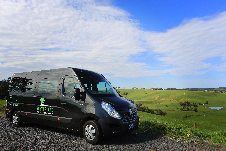 Hinterland Escapes Bus