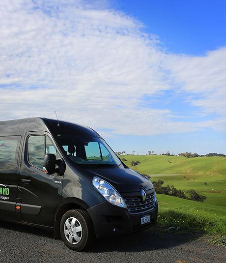 Hinterland Escapes Bus Tour