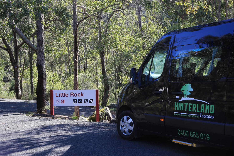 Hinterland Escapes Bus Tours