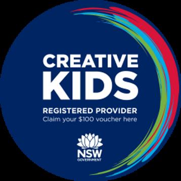 Book with Creative Kids Voucher