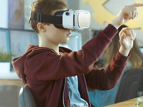 Learn to Code VIRTUAL & AUGMENTED REALITY | 11+ YRS