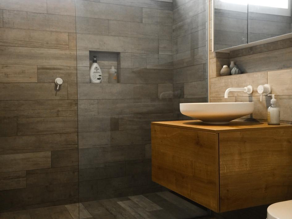 Simple Bathroom Reno