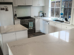Simple Kitchen Reno - After