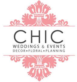 Chic Weddings And Events Wedding Decorator Wedding Florist