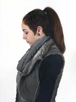 Aimee in Fur