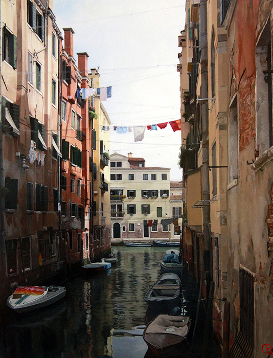 Venice1.15 10inby13inoilonalpanelthumb