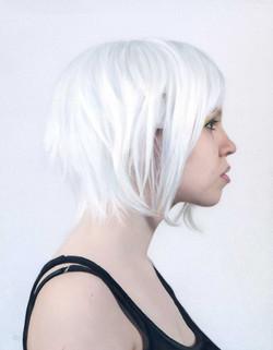 Devan in white II