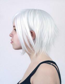 Devan in White I