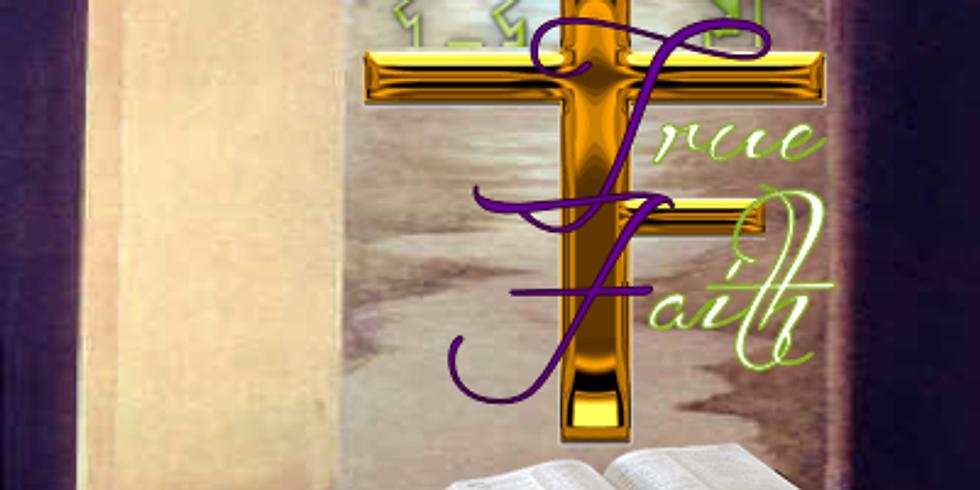 Happy 6th Anniversary True Faith Community Baptist Church!