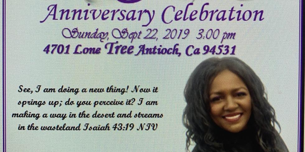 Fifth Anniversary Celebration