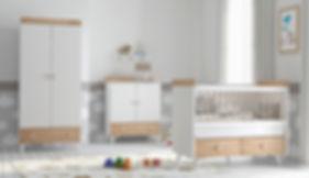 natura bebek odası takımı mobilya