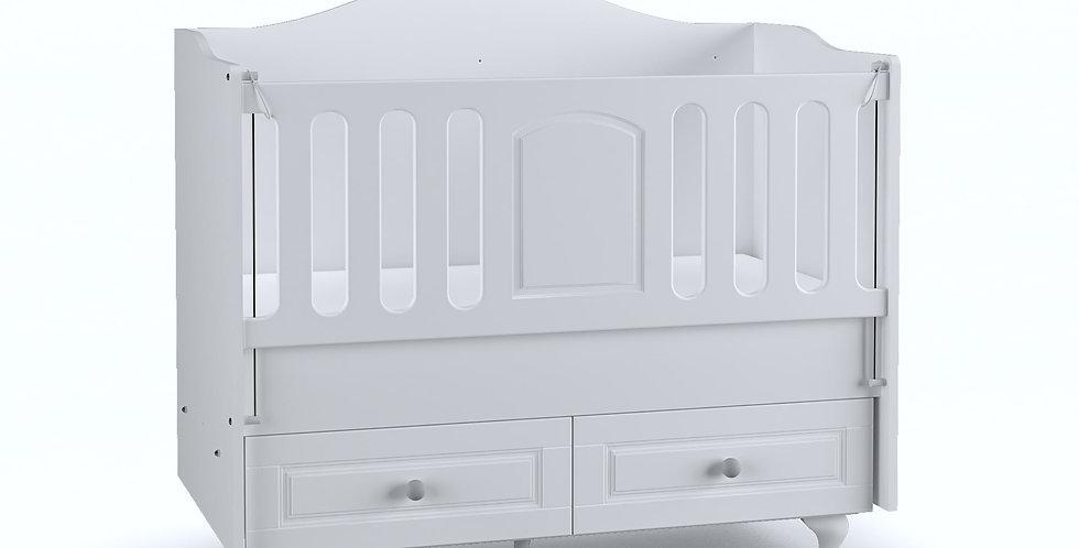 Elit Beşik 60x120 Beyaz