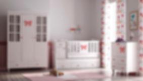 sultan bebek odası takımı mobilya