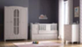 lina bebek odası takımı
