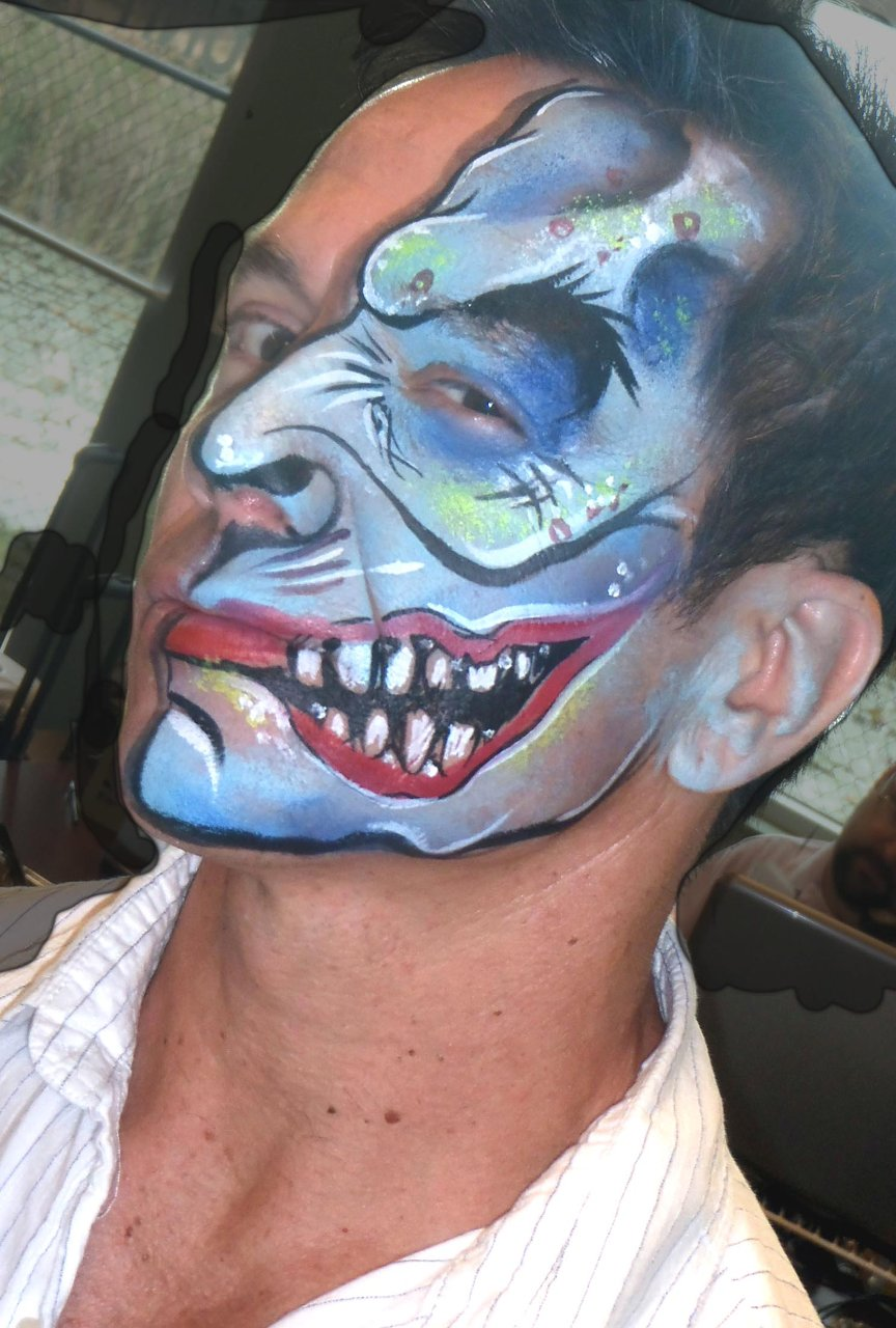Sarasota Face Painter