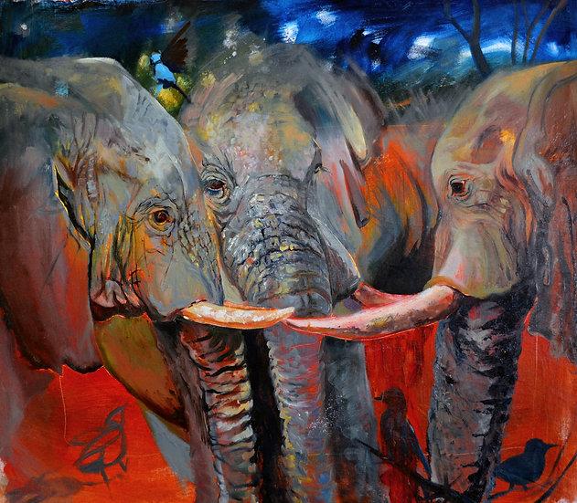 Elephant Meditation