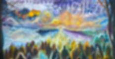 Original Oil Painting by Nadja