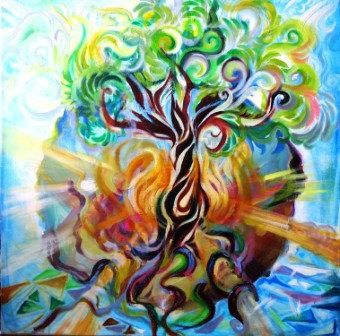 From Seed to Shining Tree Giclee