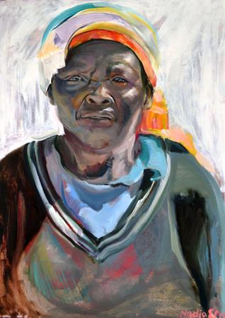 Botswanian Woman