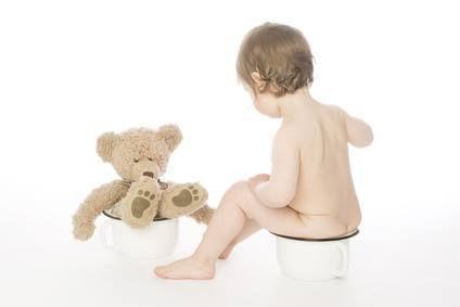 トイレトレーニング おまる おむつはずし 布おむつ