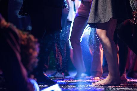 Die Tanzfläche