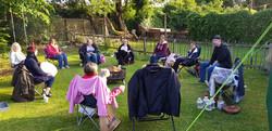 Gathering in the Garden 21 June 2020