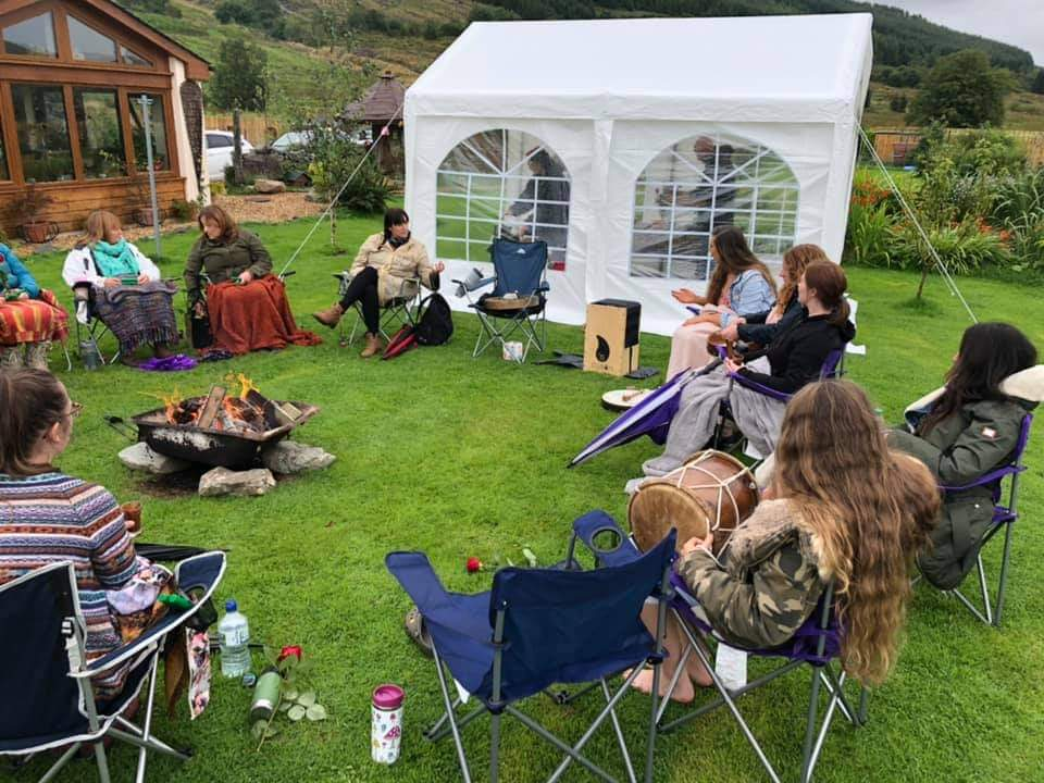 Gathering In The Glen 23 Aug 2020