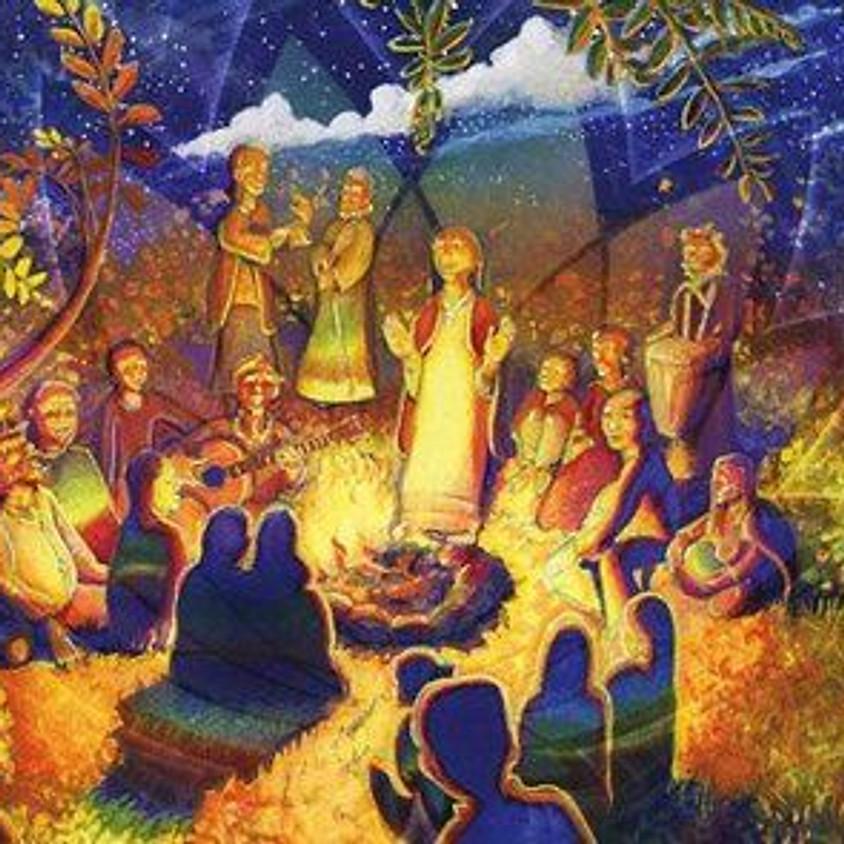 Gathering in the Garden (3)