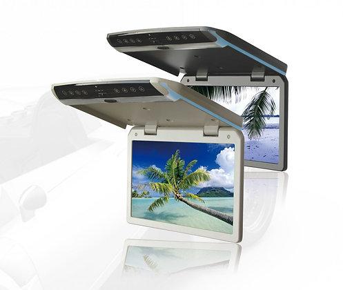 """מסך תקרה לרכב """"19 HD (SM-1900MP)"""