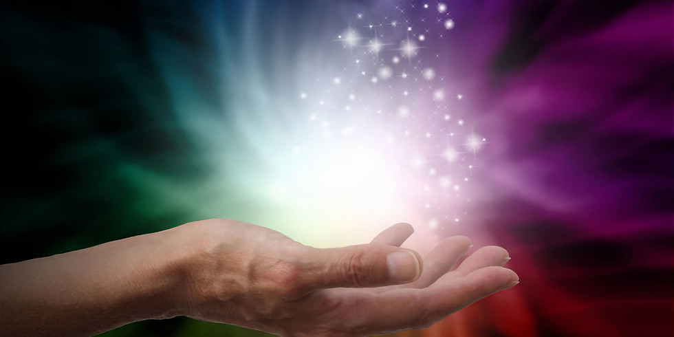 """""""CHAKRA FUSION"""" Remote Healing Session Package (2)"""