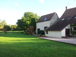 Moulin Back Garden